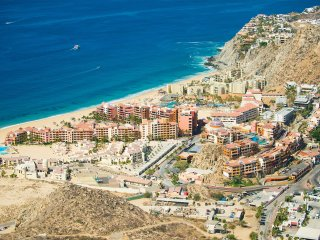 Playa Grande Resort: (1-BR) Luxury Suite, Sleeps 4, 2 Baths, Kitchen, Cabo San Lucas