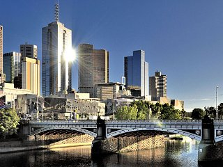Southbank Melbourne CBD - Walking distance to everything  2/3 bedroom 2 bathroom