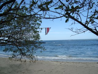 In front of your cabina swim, surf, snorkel, fish, walk/jog the coast :)
