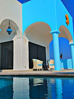 Villa Star of the Sea, Morning Star, 1 bedroom in wonderful Apt on the beach
