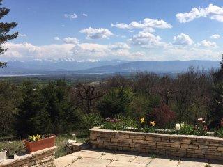 Belle maison, terrasse&jardin, entrée indiv.&complète équipée, 15min de GVA-Aero, Gex