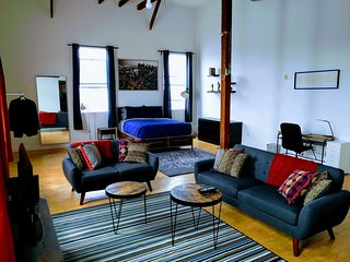 SUNNY BRIGHT SPACIOUS LOFT IN THE BEST DOWNTOWN LA LOCATION!!!