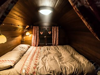 alloggio in botte gigante antica