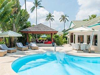 Luxueuse   Villa a la plage avec piscine privee et 4 chambres