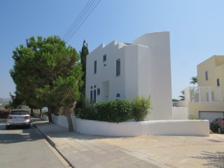 Cyprus 4 bedroom seafront Villa with the private pool and magnificent view
