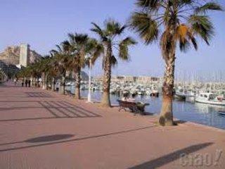 Puerto de Alicante. 15 minutes.