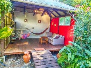 Le Parc aux Orchidees, cottage Liane de Jade