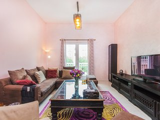 Amazing 1BR in the quiet area in Discovery Gardens