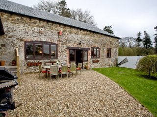 Eversfield Coach House located in Okehampton, Devon