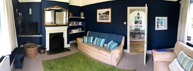 Lounge (panoramic shot)