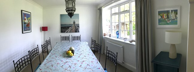 Dining Room (panoramic shot)