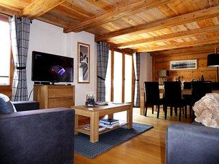 Appartement de standing Le Savoy/3 chambres/vacances sans voiture/internet