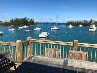 Rising Sun - 2 Bed/2 Bath waterside apartment - fabulous views!