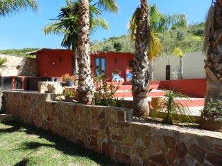 Kamer voor twee personen in idyllische tuin, Álora