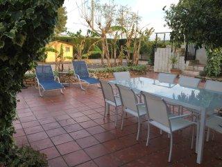 Casa ibicenca piscina y BBQ privada -Oferta primera quincena julio !!!!!!!