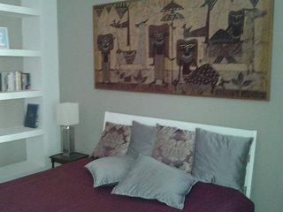 Celeste Room Camera nuova con bagno e  indipendente, palazzo storico in centro