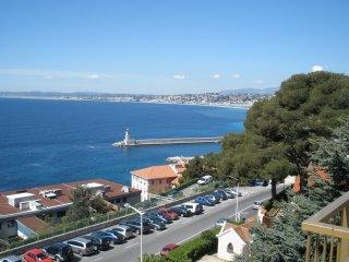 Apartamento con magnificas vistas al mar