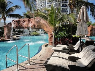 One bedroom luxury suite at Trump Resort w/ oceanviews #235