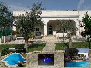 Casa GiAlè Località Montanaro, Cisternino