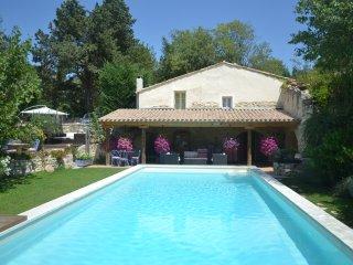 Le Moulin at Provence Paradise / 2 BR / Wifi / AC / Pool