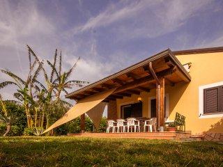Villa Mimmo,the paradise: moderna con giardino privato a 350mt dal mare
