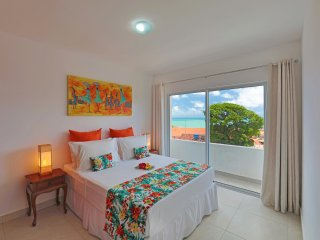 Pipa Centro Residence; Luxury Ocean View Apartments in the heart of Pipa