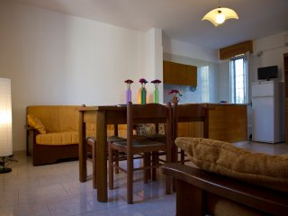Comfortable apartment in Gallipoli with terrace, Lido Conchiglie