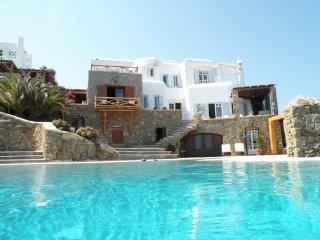 7 Bedroomed Luxury Holiday Villa with Private Pool In Mykonos,Greece-251, Mykonos Town