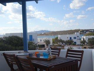 Maison à louer Aliki (Paros)