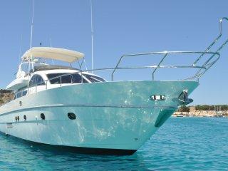 Scirocco Luxury yacht San Vito lo Capo