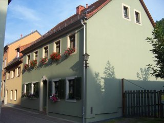 Ferien in Pirna zw. Dresden und Sächsische Schweiz