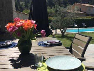 Belle villa avec piscine - Proche Aix en Provence