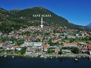 Sant Agata, Ossuccio
