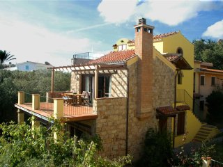 Casa sul mare in Sardegna