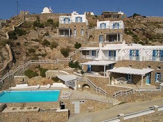 3 Bedroomed Villa-2 with Shared Pool In Mykonos,Greece-257, Ciudad de Míkonos