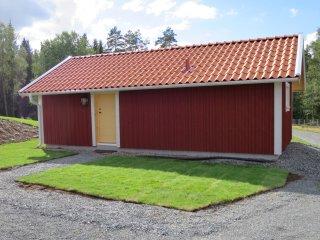 Lantlig och nyrenoverad stuga, Vaggeryd