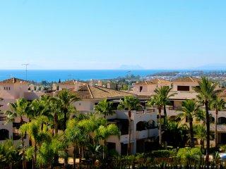 Penthouse panoramic seaviews, Senorio de Aloha, go to Puerto Banus (Marbella)