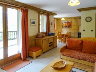 Luxury 2 Bedroom Ski Apartment, St Martin de Belleville, Saint-Martin-de-Belleville