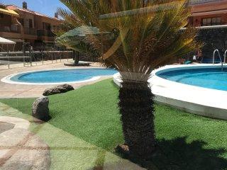 Appartement 4 personnes à Costa Del Silencio, 3 piscines, tennis, jeux et WiFi