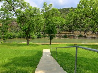 Brand New Listing! Amazing Condo on the Guadalupe River