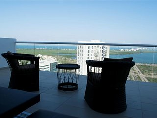 LUXURY PENTHOUSE 2BR 50% OFF, Cancun