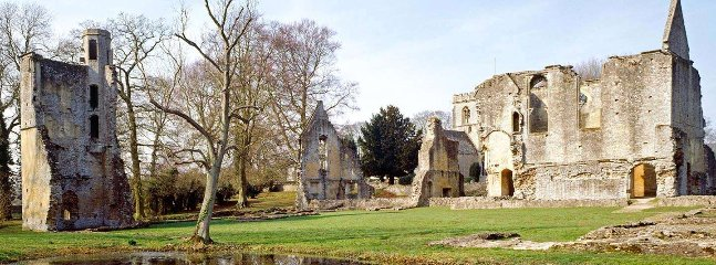 Minster Ruins