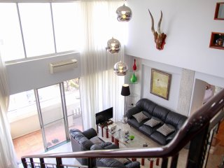 5BR Luxury Penthouse in D7/WiFi/Pool/Terrace/Phu My Hung Area/13min from center