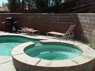 *PEACEFUL RETREAT & BEAUTIFUL HACIENDA*, Desert Hot Springs