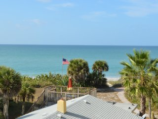 Beachfront Condo with Amazing Sunset Views of the Gulf April/May Price Drop!, Englewood
