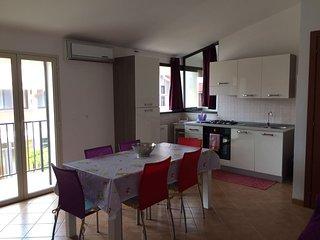 Appartamento 6 posti climatizzato