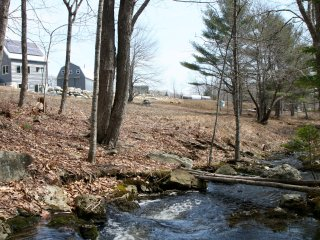Cottage on Brook in Blue Hill Maine