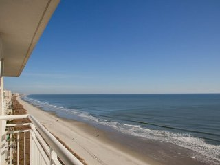 Beautiful Ocean Front 1 BR at SEASIDE RESORT Myrtle Beach, South Carolina, North Myrtle Beach