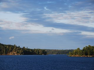 Family Friendly Waterfront Property on Lake Joseph, Muskoka