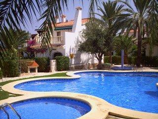Preciosa Villa en Colina san Nicolas Denia